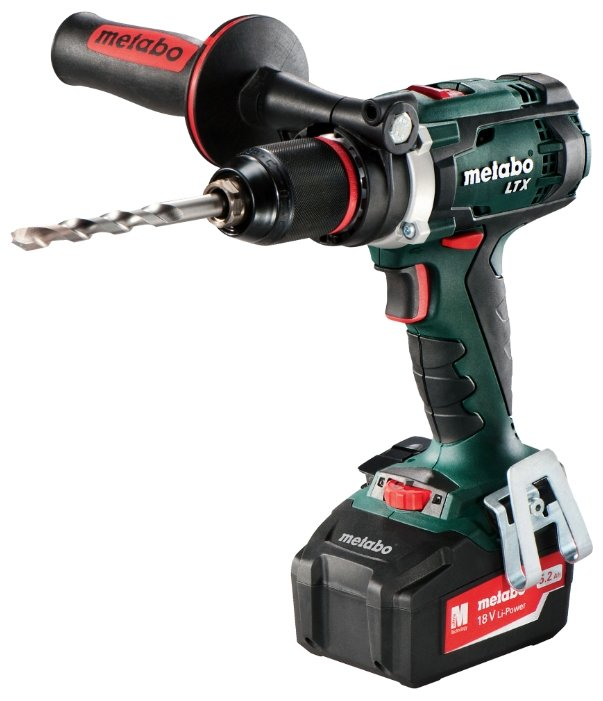 Шуруповерт Metabo BS 18 LTX Impuls 2013 4.0Ah x2 Case