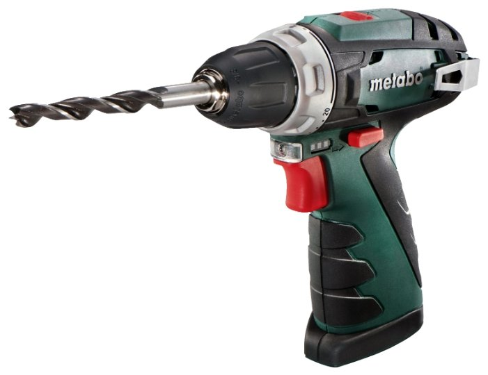 Шуруповерт Metabo Powermaxx BS Basic